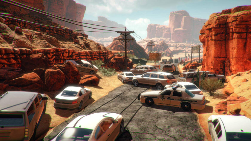 Arizone Sunshine VR Game